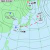 関東南部で局地的な雷雨
