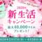 【JAL】最大40,000マイルプレゼント! 2020年新生活キャンペーン