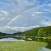 千代田湖(山梨県甲府)