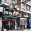 ルンピニ公園近くの安くて美味しい中華料理店「日月楼」@ルンピニ・クロントゥーイ