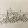 ホーエンシュバンガウ小話1 〜 ルートヴィヒ2世と白鳥の城
