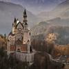 シンデレラ城のモデル「ノイシュバンシュタイン城」inドイツ