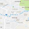 京都(修学院駅)から登り、滋賀(松ノ馬場駅)に下る ゆったり大比叡