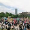 憲法記念日関係の集会の不参加