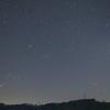 オリオン座と金星・三日月 のんびり星空撮影#3