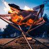 キャンプツーに最適 軽量焚き火台 Kaliliファイアスタンドを購入しました