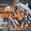 ベルギーとオランダで食べた美味しい食べ歩きスイーツについて。