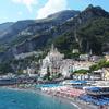 【ヨーロッパ旅近況報告11】レモン美味しいイタリア、アマルフィ編