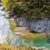 徳島県「大轟の滝」に紅葉を見に行ってきました。
