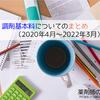 調剤基本料(2020年4月〜2022年3月)