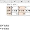 【エクセル】HLOOKUP関数の使い方