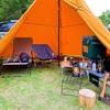 使いたいテントがありすぎる件