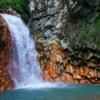 ビビッドなプランバト滝と南国のレッドロック温泉!|フィリピンネグロス島旅行記⑤