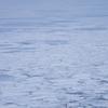 曇りのち雪… 流氷に覆われたウトロの街から知床五湖スノーシューイングへ