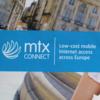 80ヶ国以上で使える「MTX Connect」のデータSIMカード
