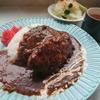 山形市 カフェレストランKOTOBUKI(ランチ寿) ハンバーグカレーをご紹介!🍛