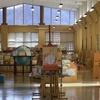 米原市立山東図書館を訪れる