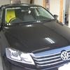 VWパサートにCDTオーディオのES-62i取り付け