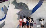韓国人「スポーツクライミングの課題で旭日旗!政治的!」男子複合決勝の課題でJapanese Rising Sun