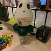 お菓子詰め放題のハロウィンワークショップに参加