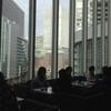 グランカフェでteatime♪(大阪・西梅田)