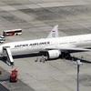 左エンジン内の羽根が欠ける…JAL機緊急着陸