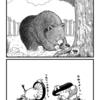 きのこ漫画『ドキノコックス④ 改心』の巻