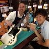 ブリレ奥村Presents!ギター・ベースメンテナンス会開催しました!