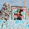 コールドストーン「ミンティ ミント チョコクランチ」食べてみた感想!桜木町で食べてきた!
