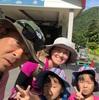 家族キャンプDay1 日光白根山登山