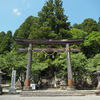 初夏の長野旅行:戸隠そばと戸隠神社中社