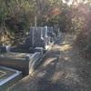 お墓そうじ と 水道修理