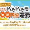 アメフリで2000円分還元キャンペーン中!PayPayモールで夏のお買い物をしよう!