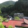 黒滝村奥地の集落 中戸地区