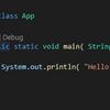 Visual Studio CodeでAdoptOpenJDK 12を試しました(Windows)