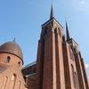 まるで棺の博物館。歴代のデンマーク王族の眠るロスキレ大聖堂