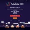 RubyKaigi 2019にスポンサーとして参加します