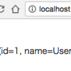 SpringBoot,Thymeleaf,JpaRepositoryで基本構成を作ってみた