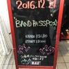 12/24 BAND PASSPO☆ 2ndワンマンフライト - 新宿BLAZE