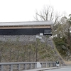 解体が進む熊本城の監物櫓。