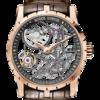 腕時計のすすめ【ロジェ・デュブイ】ROGER DUBUIS  エクスカリバー42 Excalibur 42  オートマティック スケルトン Automatic Skeleton