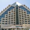 ドバイで絶対泊まりたいホテルと言われる、ラッフルズドバイに「特別待遇」で宿泊しました