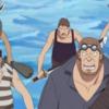 ONE PIECE(ワンピース) 473話「包囲壁作動! 白ひげ海賊団絶体絶命!!」