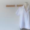 白いシャツ③