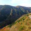 紅葉のナメゴ谷展望と行者還岳登山を満喫してきました