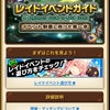 【ウチ姫】レイドイベント