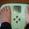 4月16日 ダイエット実験8日目 今日から体脂肪率も公開