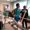 富山県総合体育センターで最大酸素摂取量(VO2max)の測定をしてきた「測定編」