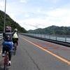 夏の起伏を死線で越えて、渋沢健康ランドライド