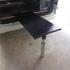バックテーブルを自作し有効活用